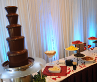 "44"" Chocolate Fountains"